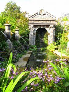 Gardens at the Arubdel Castle
