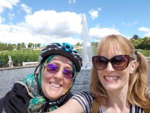 Potsdam bike tour with mamacita