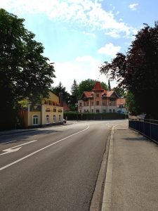 Driving in Munich
