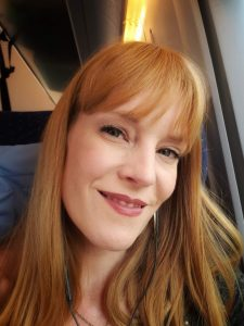 Christina train ride