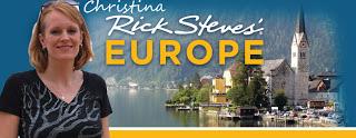 Christina Rick Steves Travel planner